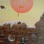 Solitude muette… Charlot bonheur.. Chantal Roussel Roggia