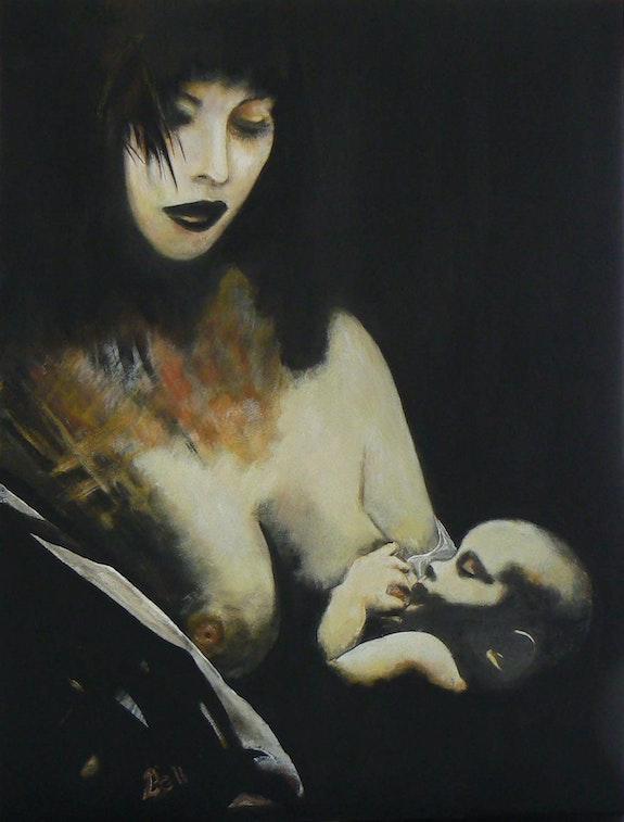 La Maman. Lange Arielle Arielle Lange