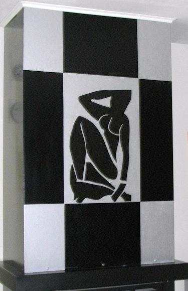 Matisse et moi n°4. Fk
