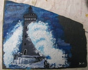 Lighthouse in the Storm.