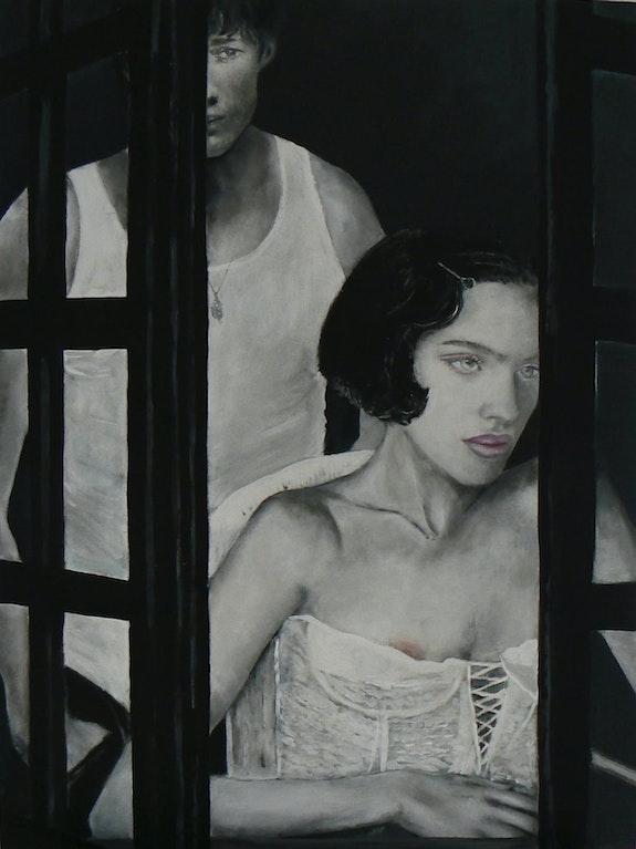 La Dispute.  Arielle Lange