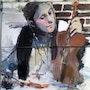 Violinus. Gabriolisa