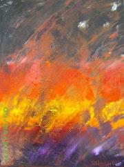 Artifice warm colors imaginary.