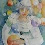 Pierrot. Edith Driffort