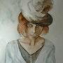 La timide. Edith Driffort