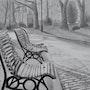 Un apres midi d'hiver. Rachelle Bonnard