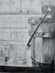 Transparence. Rachelle Bonnard