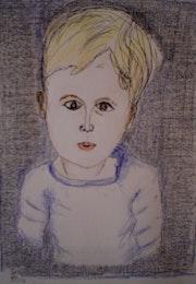 Bild 515 Porträt «Kleiner Junge».
