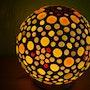2. Lampe aus dem Jamaika Trio. Diana Rosa Scholl