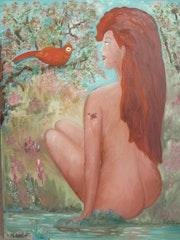 Eloyse et l'oiseau de feu.