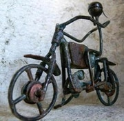 Vieux motard que jamais..