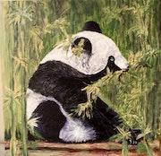 Le panda.