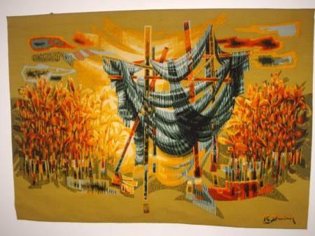 Le filet aux roseaux. Robert Debieve Patrice Larto
