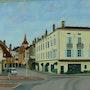 Louhans et ses arcades. Martine Mourey Antipode