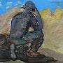 Claire Leria - Le penseur d'Afghanistan