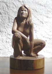 La fiile au jeans. Jean Kubicki