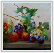 Quelques fruits.