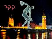 Londres, ville olympique 2012.
