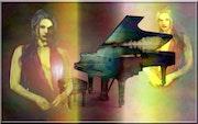 La pianiste.