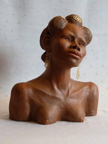 Elsa la belle africaine. Cria