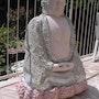 Bouddha méditeur. Nadege Gesvres