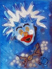 Clown. Dysabo