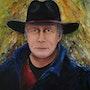 Autoportrait. Marc Lejeune