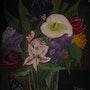 Essai de bouquet à la Bruegel. Kinou