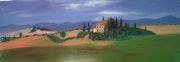 La Toscane.