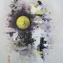 Composition abstraite. Jean Claude Vildé