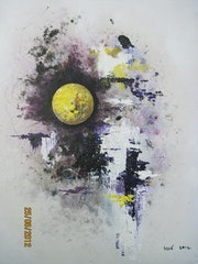 Composition abstraite.