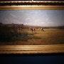 Paysage au troupeau. Galerie Pentecoste-Darbois