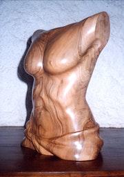 Buste de femme. Jean Kubicki