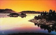 Les îles, rêve d'adolescent. Raymond Marcel Depienne
