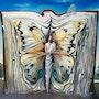 Livre papillon. Colette Trôme