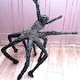 Femme araignée. Marie Josée Minondo