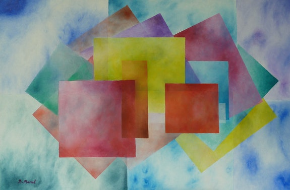 Clouds / Nuages. B. Maral Billur Maral