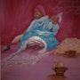 Tissage amazigh maroc. Moha Ouabdous