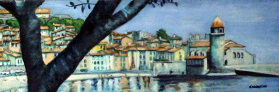 Collioure. D'agostino Christian Christian D'agostino