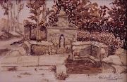 Fontaine de Gouesnou.