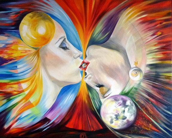 «Au coeur du Big-bang». Christine Serres Maryserres