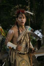 Indien Navaho.