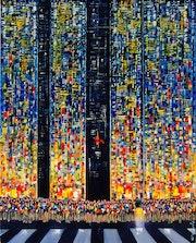 Murs en cite - où les tours gigantesques font des murs…. Christian Cacaly