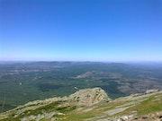 Foto en la montaña. M. Pilar
