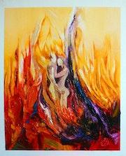 Tout feu, tout flamme.