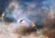 L'oiseau Blanc, Hommage à Nungesser et Coli. Max Parisot Du Lyaumont