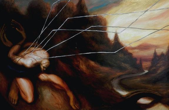Crónica de un dolor infinito…. Abisay Puentes Rodriguez Abisay Puentes