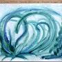 Farandole des algues. Corinne Duval