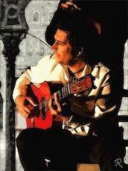 Cante Flamenco. Raymond Marcel Depienne