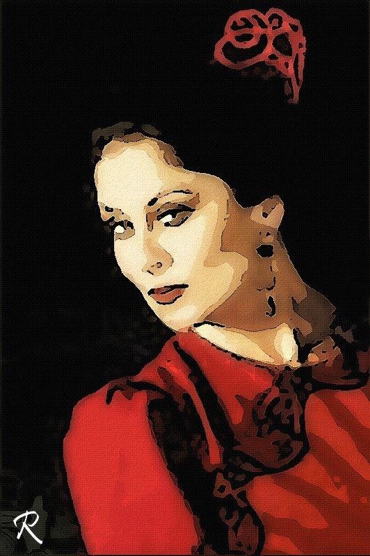 Cante Flamencorr. R. Depienne Raymond Marcel Depienne
